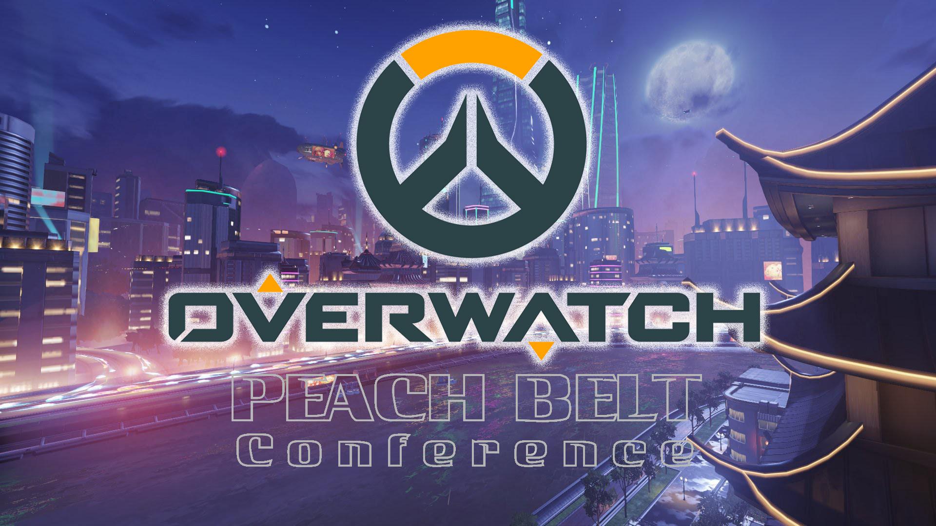 Overwatch Peach Belt Conference